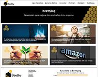Diseño Web para agencia de Marketing en Wordpress Divi