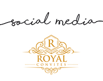 Social Media - Royal Convites