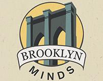Brooklyn Minds illustrated logo