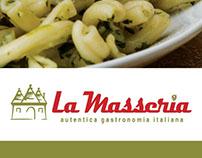 La Masseria - Mídias sociais