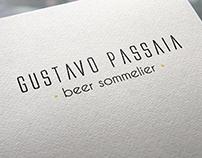 Gustavo Passaia - Identidade Visual