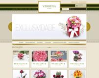 Site Verbena Flores