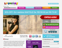 Enomians - Collective buying website (pt-br)