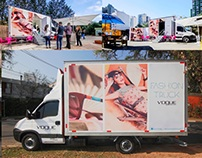 Fashion Truck by Vogue Eyewear