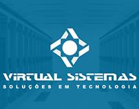 Identidade Visual para Facebook - Virtual Sistemas