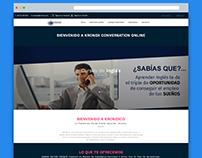Kronoxco Website