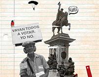 Poster: A Mundo Barquisimeto
