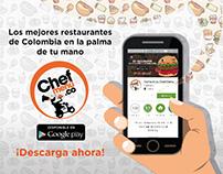 Chefmenu Descarga nuestra app