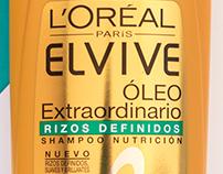 Fotografía de producto para L'oreal Paris México