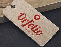 ORFELIO. | Branding.