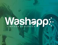 Marca Gráfica Washapp