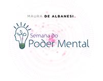 Maura de Albanesi - Semana do Poder Mental