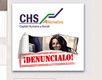 Proyecto Pre-Profesional ONG CHS ALTERNATIVO