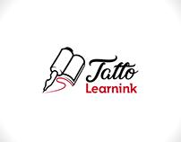 Tattoo learnink - Diseño de logo