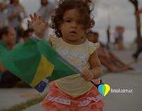 Brasil.com.vc | Conceito, Design, UX e Estratégia