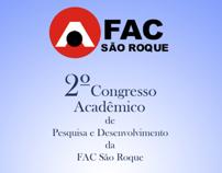 Congresso Acadêmico de Pesquisa e Des. da FAC São Roque