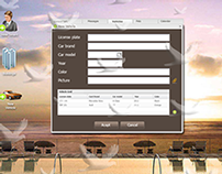 Web App for Hotels