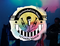 La hermandad live music