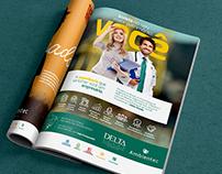 Anúncio Ambientec Revista ABF