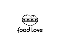 Food Love - Brand Design