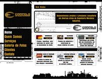 Website Campelo Engenharia