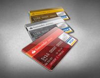 Banco Santander - Tarjetas de Crédito Visa