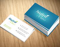 NUTRIR MAIS - Cartão
