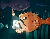 El peix lector