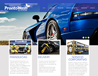 Web Pronto Wash Argentina