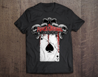 Poker Tshirts Design for PokerCriminal®