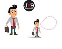 Personajes - ilustración vectorial