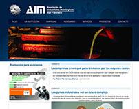 www.aimsfco.com.ar, desarrollado para FyG Software