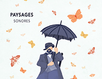 Paysages sonores - Poster