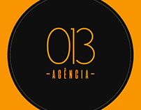 Agência 013 - Identidade Visual