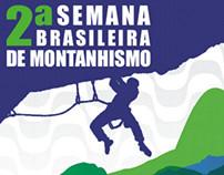 2ª Semana Brasileira de Montanhismo -Website Responsivo