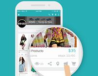 Diseño App Mobbiclick