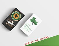Cartão de Visitas - São Patrício Bar