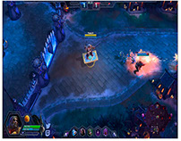 Hud Overlay for Stream Heroes of The Storm-Greymane