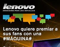 Lenovo - Promo Nuevos Fans (Facebook App) - Marzo 2011