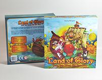 Land of Glory Board Game
