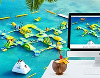 Splash Park Aruba Website