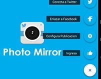 App Photo Mirror
