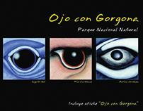 Cartilla Ojo con Gorgona. Colombia.
