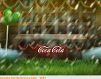 Campaña Coca Cola 2013