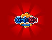 Concurso Logo ComicCon Colombia