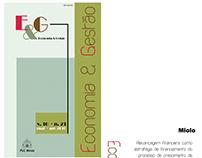 Projeto gráfico e diagramação - Economia & Gestão