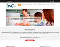 Diseño Página WEB - LWC ABOGADOS