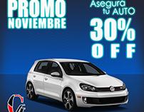 Promoción Noviembre - GL seguros