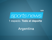 SportNews (Android + Web Services + Cronjobs)