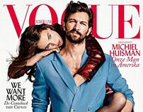 @VogueNetherlands #VogueNetherlands May 2015 Cover
